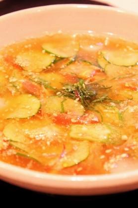 野菜いっぱ~い☆冷し汁 (278x417)