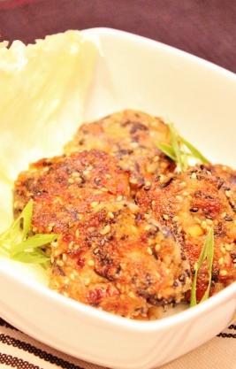 煮物リメイクゴマゴマ焼き (267x417)