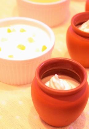 ヨーグルト焼きプリン (289x417)