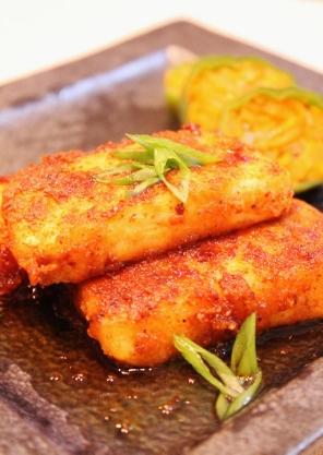 豆腐のマヨカレー焼き (296x417)
