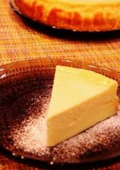 スライスチーズとヨーグルとのケーキ☆ (294x415)