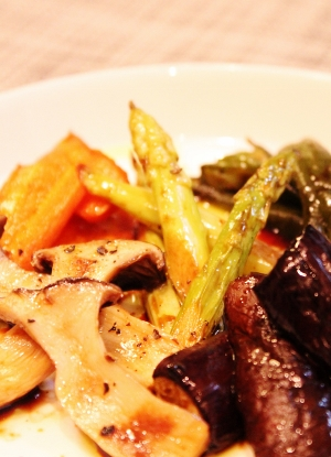 グリル野菜のバルサミコ酢マリネ (300x415)