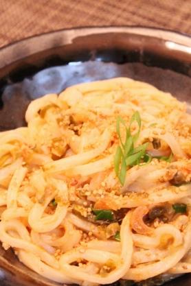 ネギ味噌うどん (278x417)