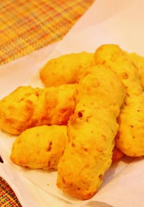 かぼちゃのクッキー風スティックパン (292x417)