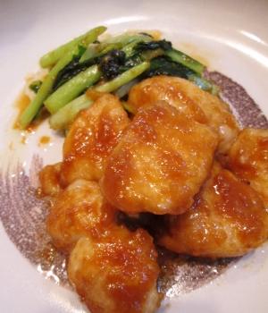 鶏ムネ肉の味噌そてー (300x350)