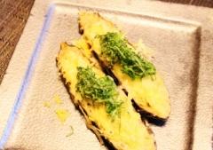 ナスとじゃこのチーズステーキ (350x247)