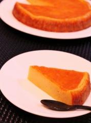柿とヨーグルトのノンオイルケーキ (309x417)