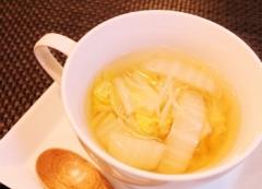 生姜白菜スープ (350x252)