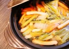白菜・小松菜とさつま揚げの煮物 (350x249)