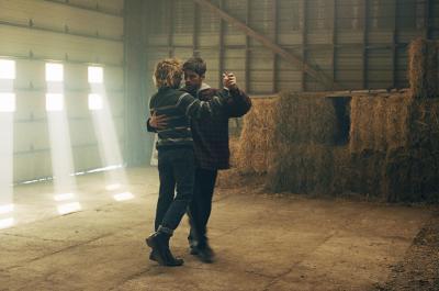 『トム・アット・ザ・ファーム』 ふたりはタンゴを踊る。