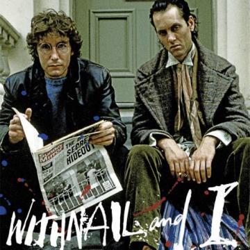 """『ウィズネイルと僕』 左が""""僕""""で右がウィズネイル"""