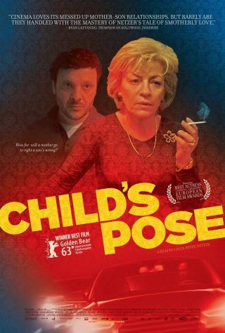 ベルリン映画祭金熊賞 『私の、息子』 「CHILD'S POSE(胎児の姿勢)」は原題。