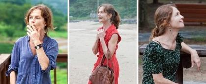 ホン・サンス監督 『3人のアンヌ』 イザベル・ユペールが3人のアンヌを演じる。
