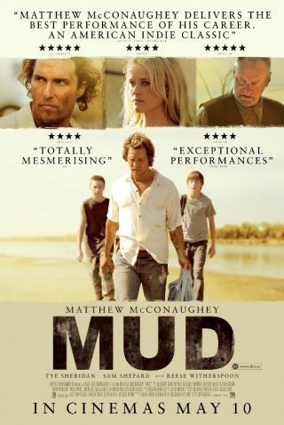 ジェフ・ニコルズ監督 『MUD‐マッド‐』 アカデミー賞を獲得したマシュー・マコノヒーの主演作