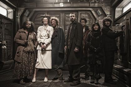 『スノーピアサー』の多彩な出演陣。なかでもティルダ・スウィントンは怪演。