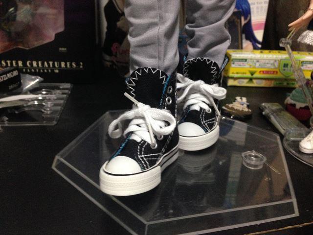 靴!!念願のスニーカー!!