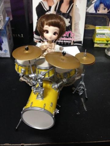 ドラム始めました