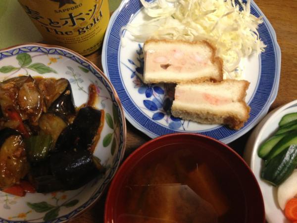 2014 10 25 夕食