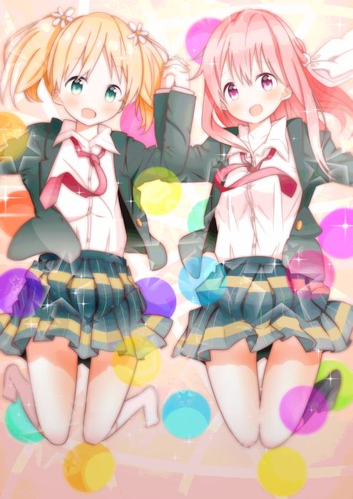 イラスト−126−桜Trick のコピー