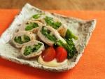 鶏むね肉の菜の花巻き11