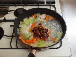 野菜たっぷり麻婆春雨16