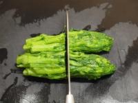 菜の花の辛子酢味噌22