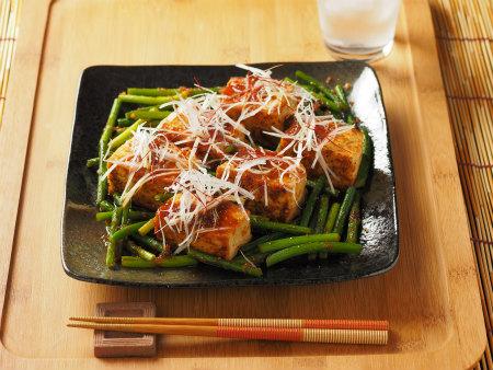豆腐ステーキ13