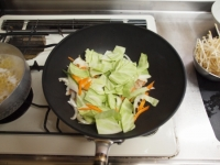 野菜たっぷりチャンポン43
