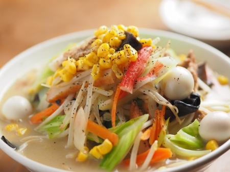 野菜たっぷりチャンポン19