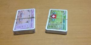 インドマップカード