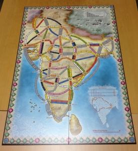 インドマップボード