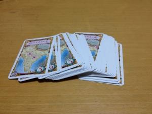 インドマップカード3