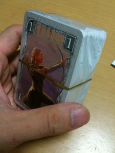 ドラゴンハートカード1
