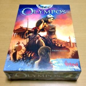 オリンポス箱