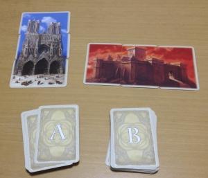 大聖堂の建設カード3