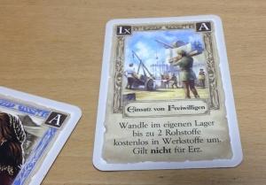 大聖堂の建設カードテキスト