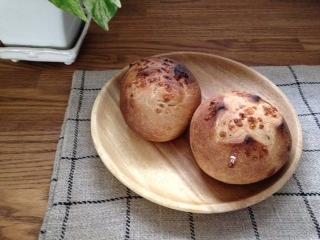 黒糖パン①