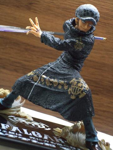 フィギュアーツZERO ロー -Battle Ver.-(3)