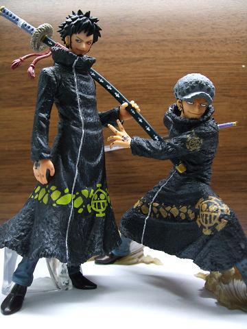 フィギュアーツZERO ロー -Battle Ver.-(5)