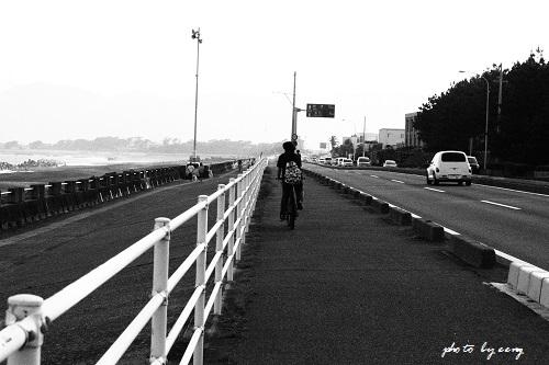 458自転車と少年