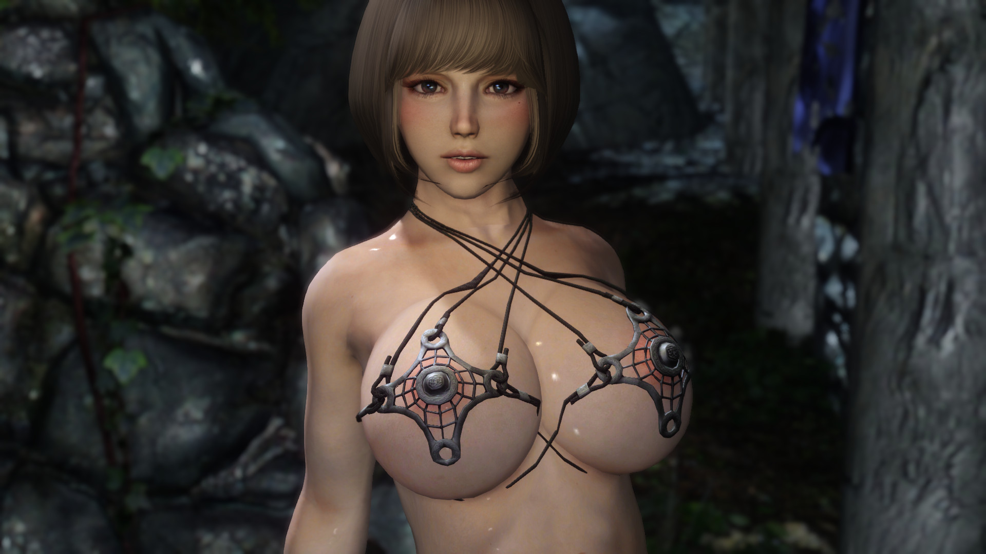 Fallout 3 nude female mods erotic image