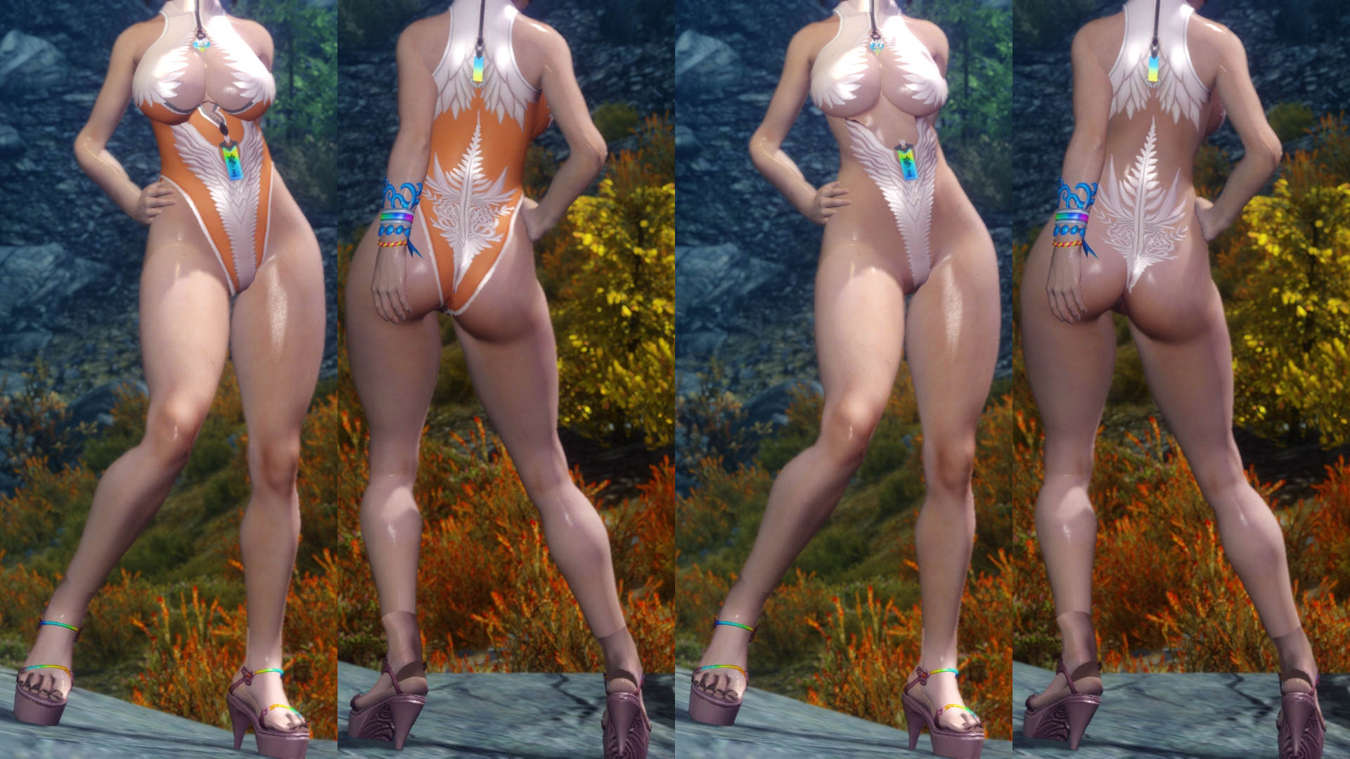 Blade and soul nude mod uncensored hentay video
