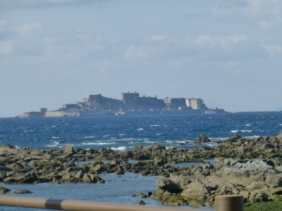 軍艦島② 2014 2・20
