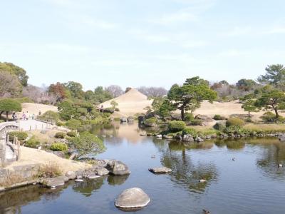 水前寺公園 2014 2・23