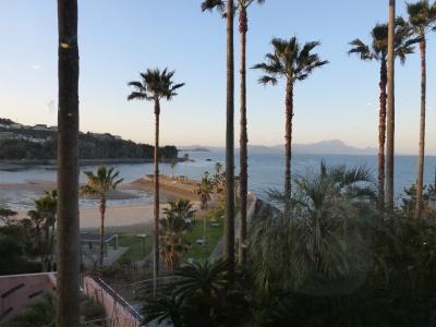 ホテルからの眺め 2014 3・3
