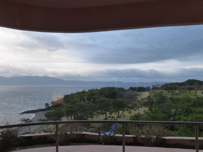 ホテルからミル大隅半島 2014 3・4