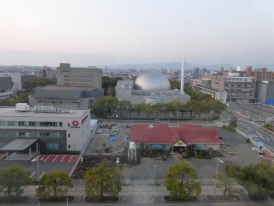 ダイワロイネットホテルから観る景色 2014 3・5