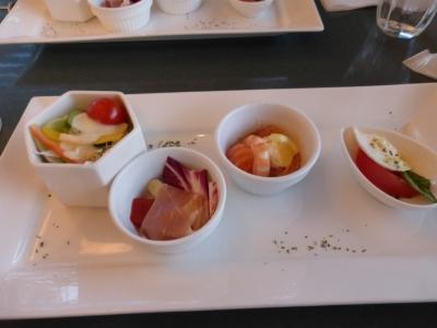 イタリアレストラン前菜 2014 3・6