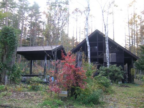 10月26日山荘1