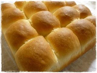 ミルクちぎりパン